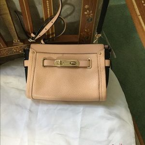 NWT Authentic Coach Swagger Bag